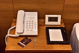 外部通信機能付電話